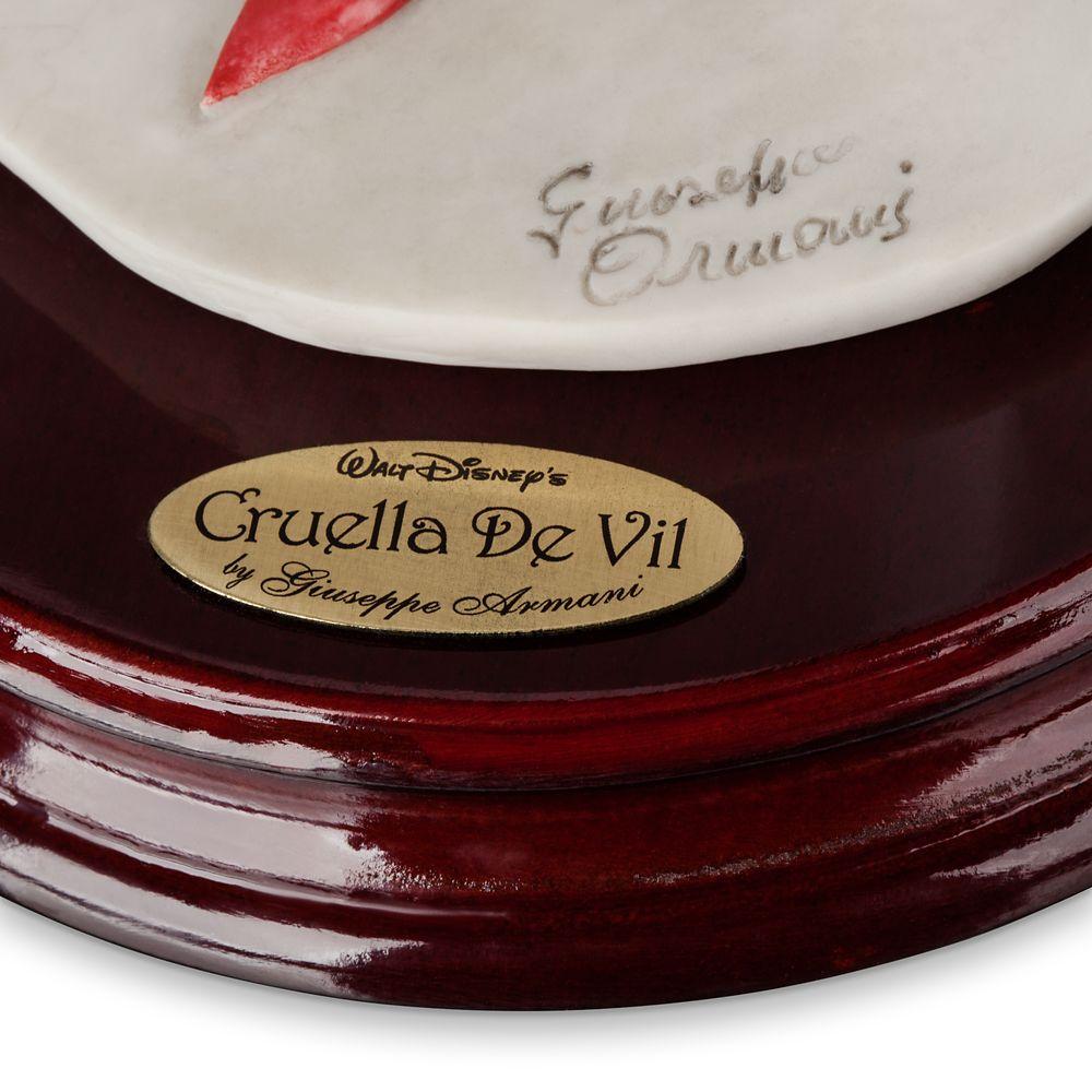 Cruella De Vil Figure by Giuseppe Armani