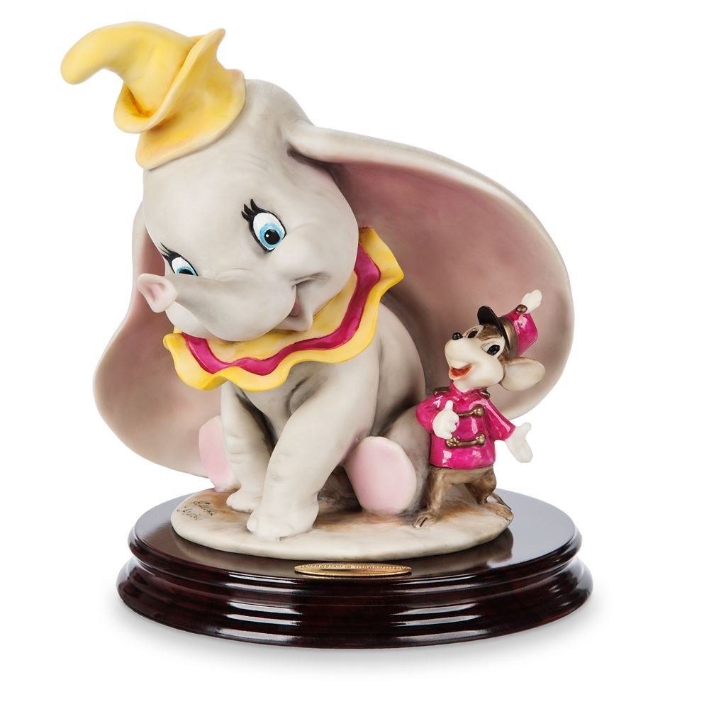 Dumbo and Timothy Mouse Figure by Giuseppe Armani Official shopDisney