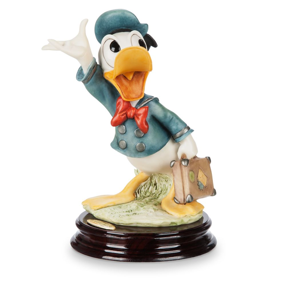 Donald Duck Figure by Giuseppe Armani