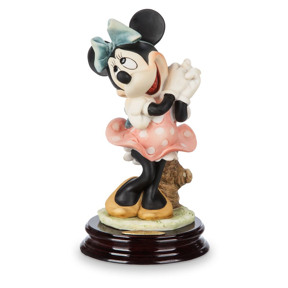 Minnie Mouse Figure by Giuseppe Armani Official shopDisney