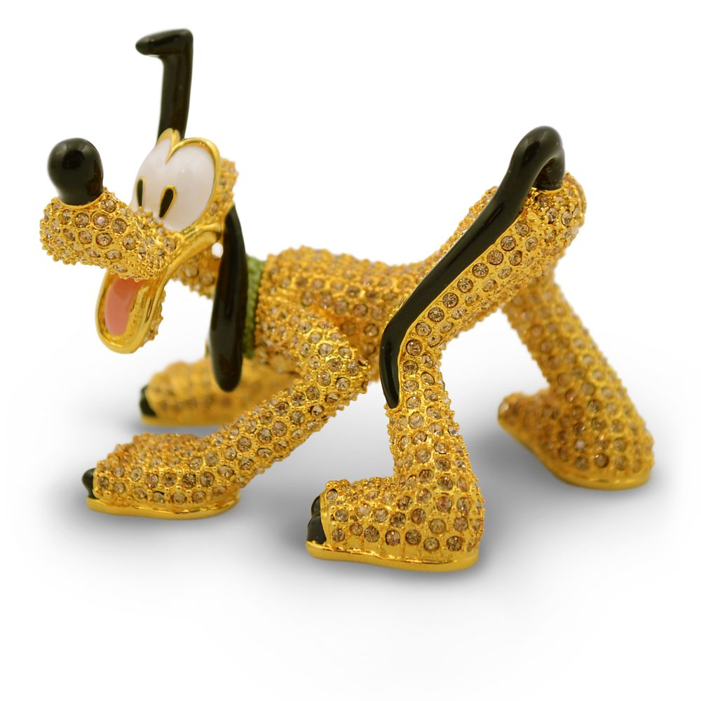 Pluto Jeweled Figurine by Arribas Brothers – Limited Edition