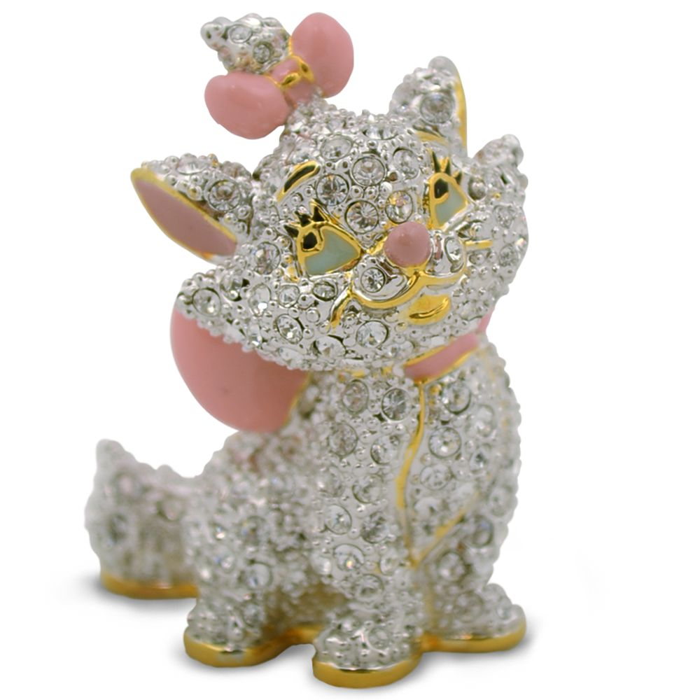 Marie Jeweled Figurine by Arribas Brothers – The Aristocats