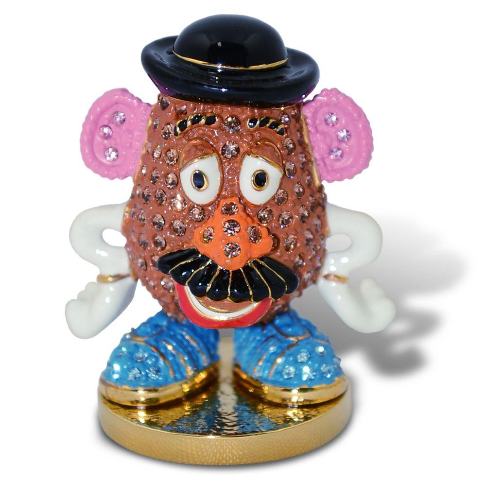 Mr. Potato Head Jeweled Figurine by Arribas Brothers – Toy Story