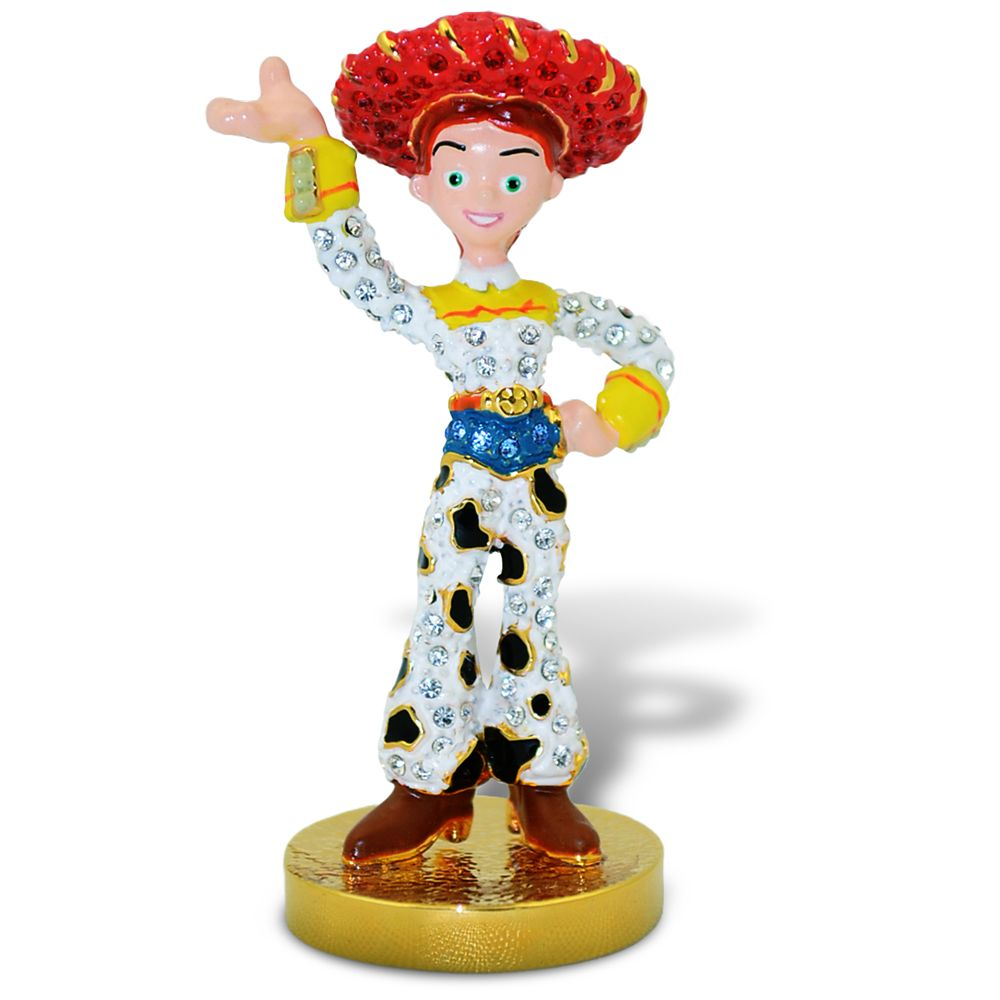 Jessie Jeweled Figurine by Arribas Brothers – Toy Story