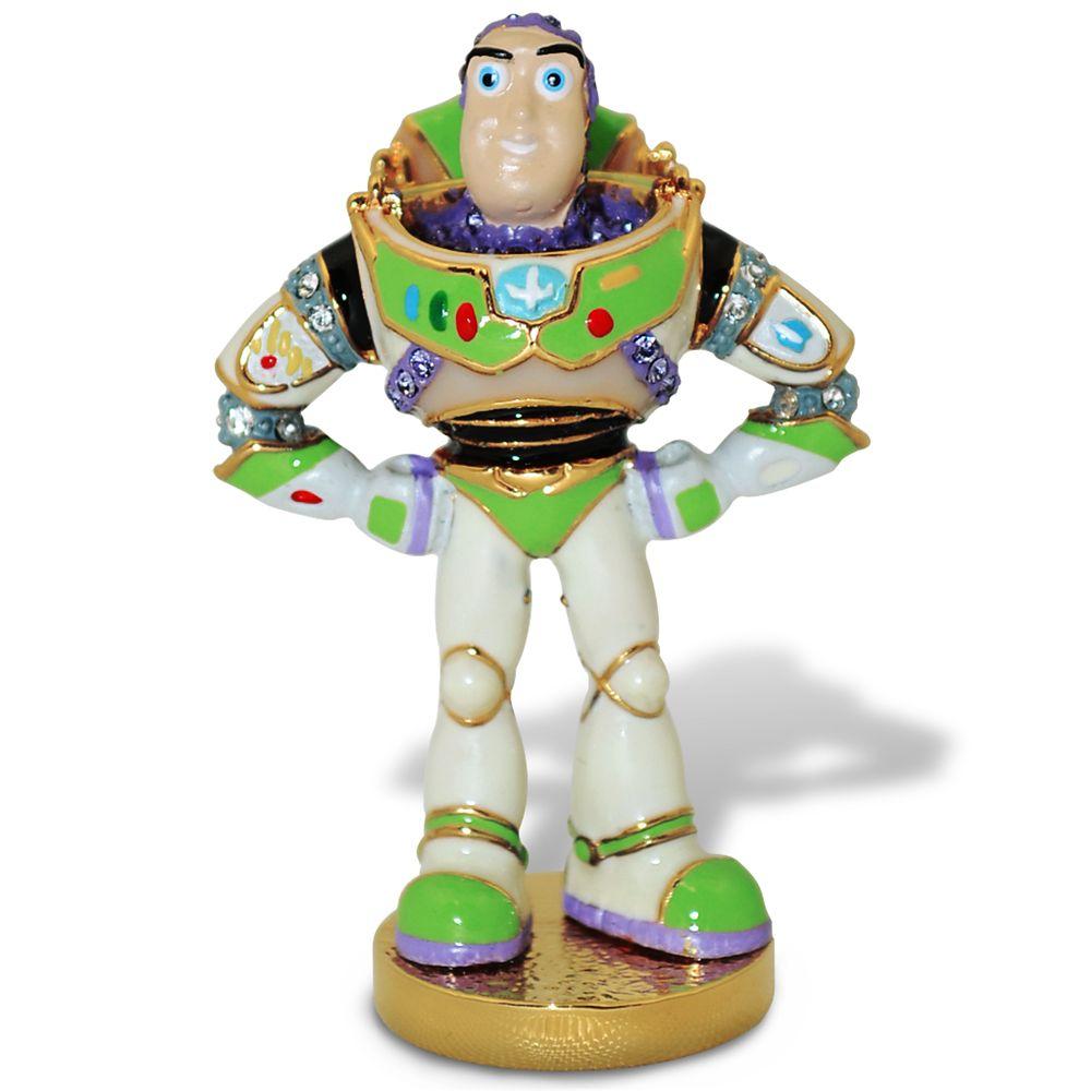 Buzz Lightyear Jeweled Figurine by Arribas Brothers – Toy Story