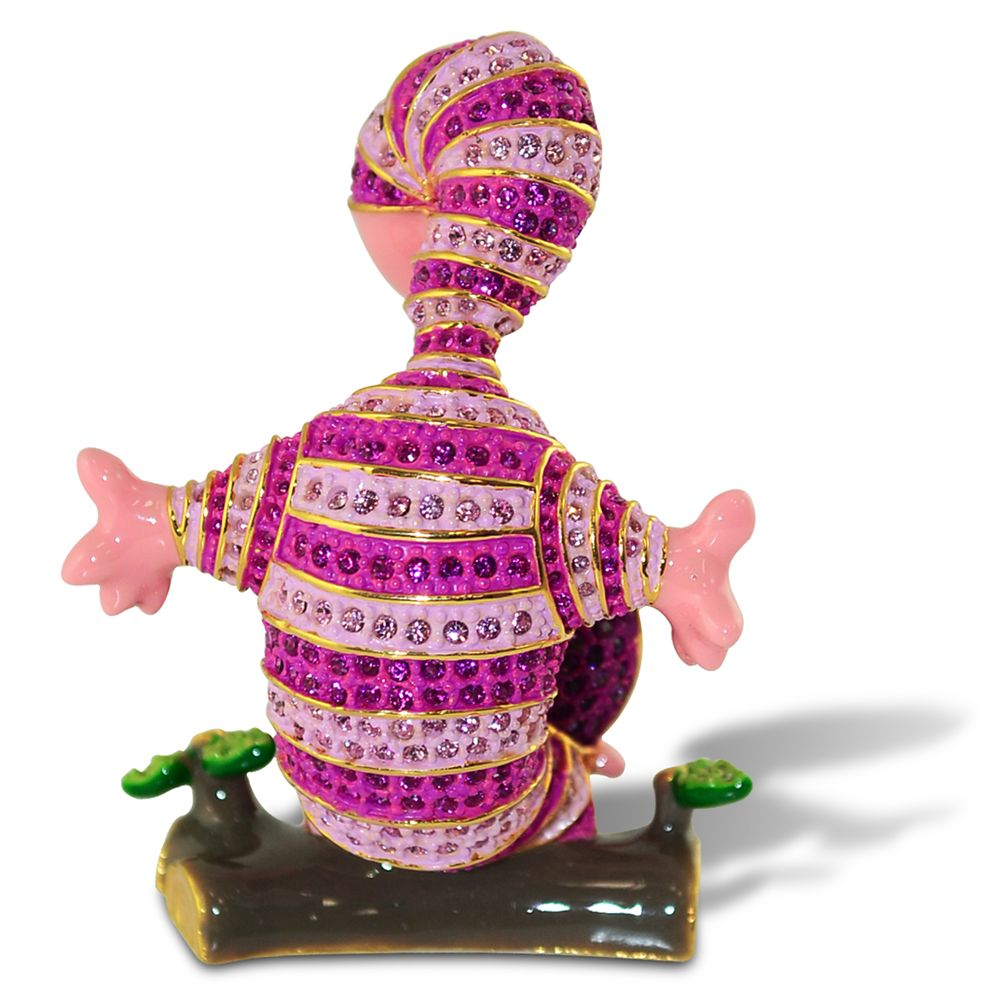 Cheshire Cat Jeweled Figurine by Arribas Brothers – Limited Edition