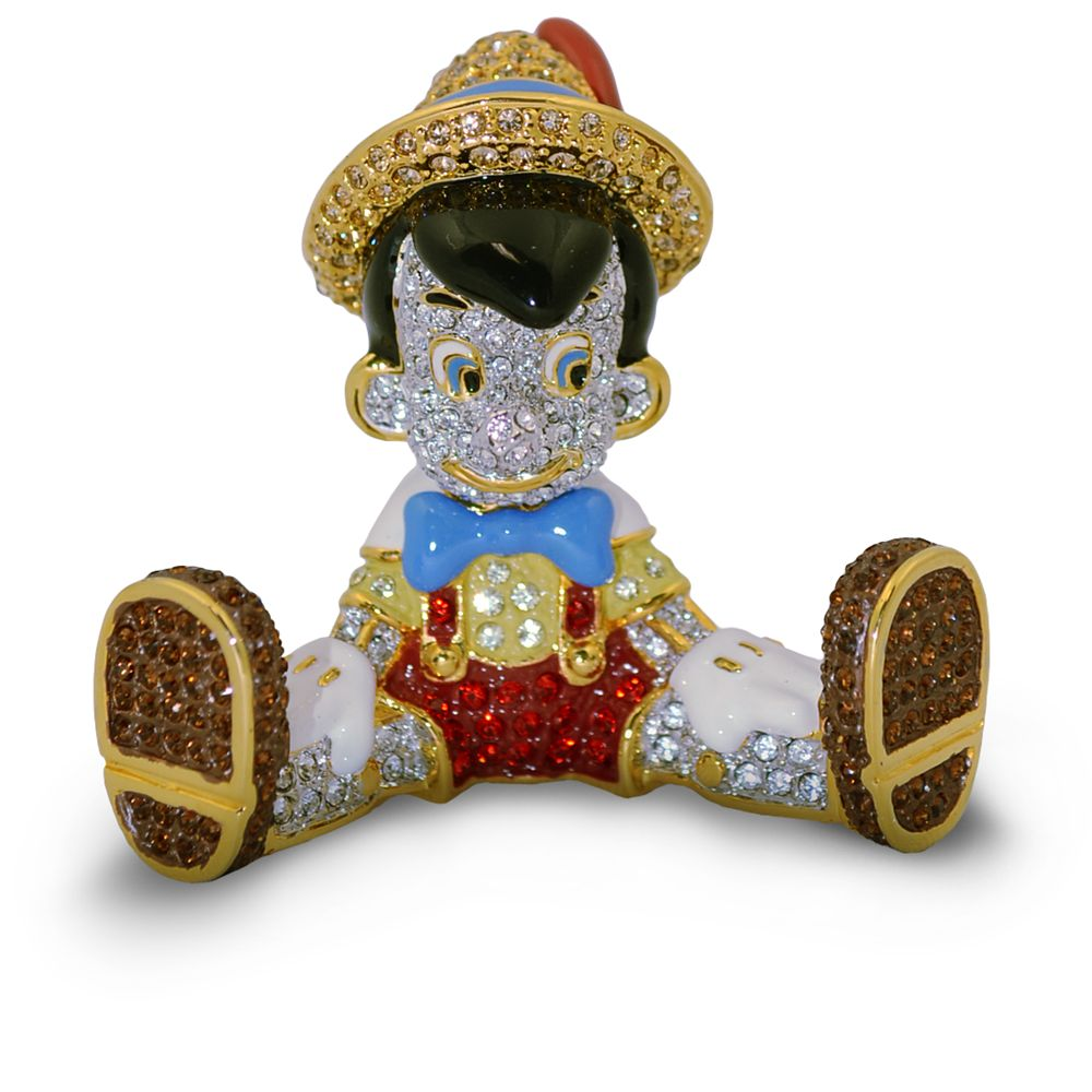 Pinocchio Jeweled Figurine by Arribas Brothers – Limited Edition