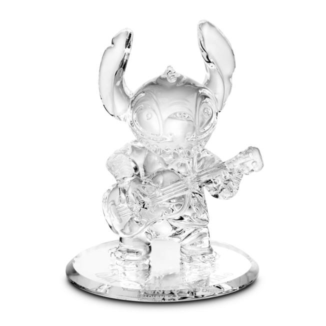 Stitch Glass Figurine by Arribas