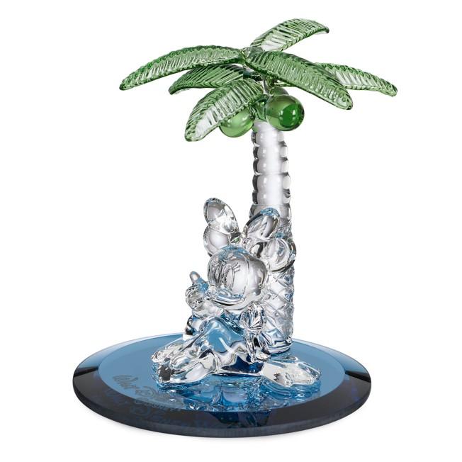 Minnie Mouse Palm Tree Figurine by Arribas