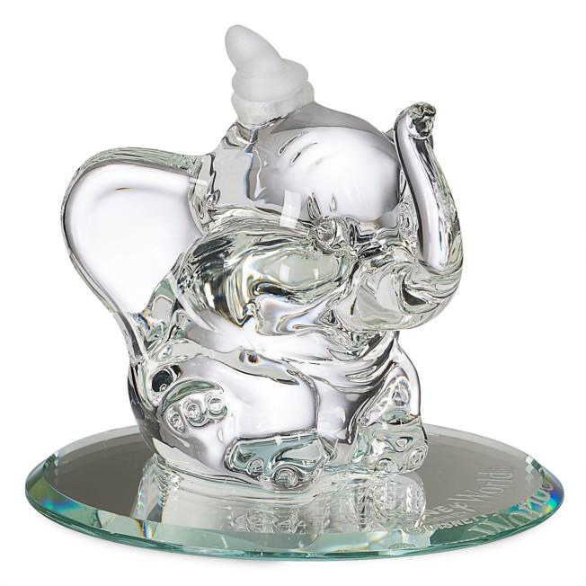 Dumbo Glass Figurine by Arribas – Walt Disney World
