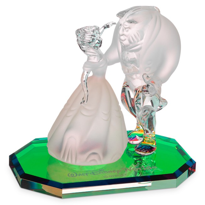 Beauty and the Beast Figurine by Arribas – Walt Disney World