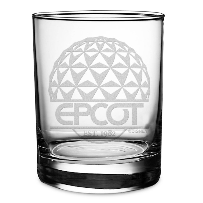 Epcot Glass by Arribas – Personalized