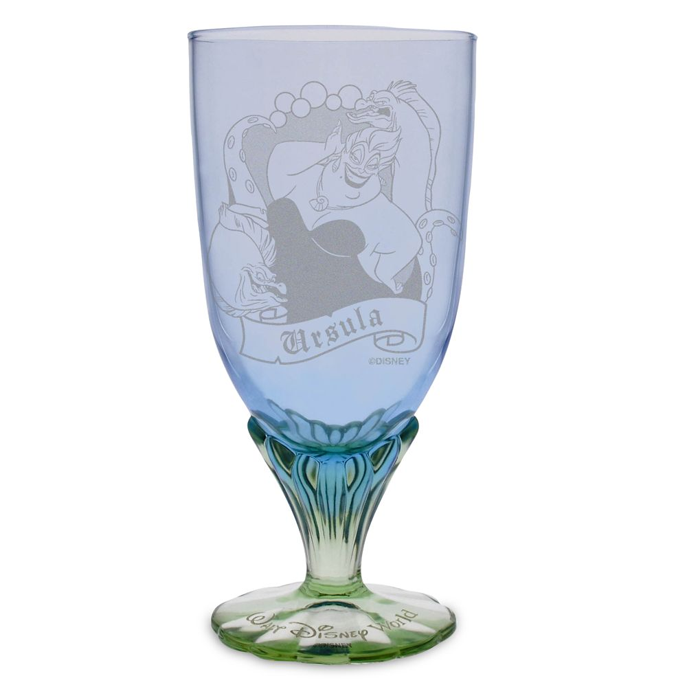 Ursula Glass Goblet by Arribas – Personalized