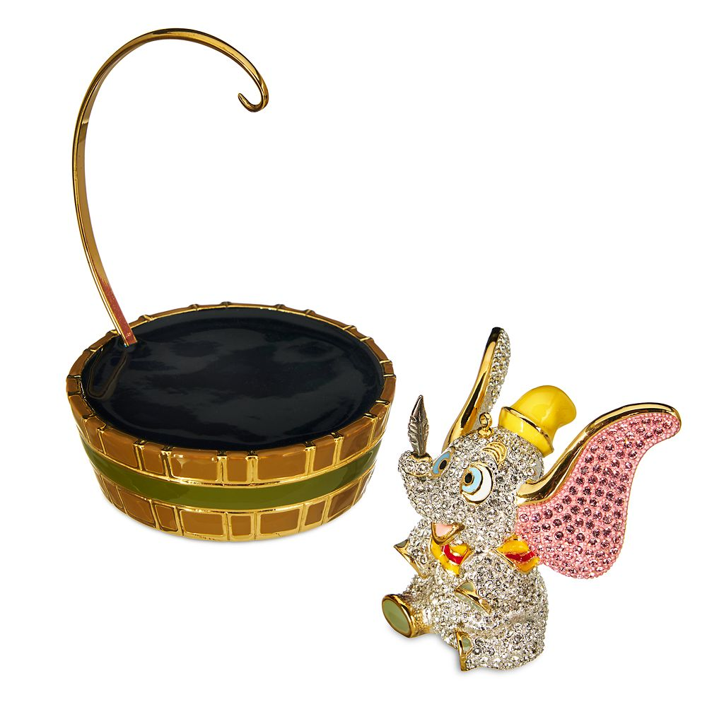Dumbo Jeweled Figure with Stand by Arribas Brothers