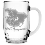 Dumbo Glass Mug by Arribas – Walt Disney World – Personalized