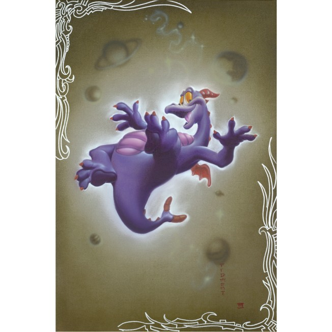 ''Figment'' Limited Edition Giclée by Noah