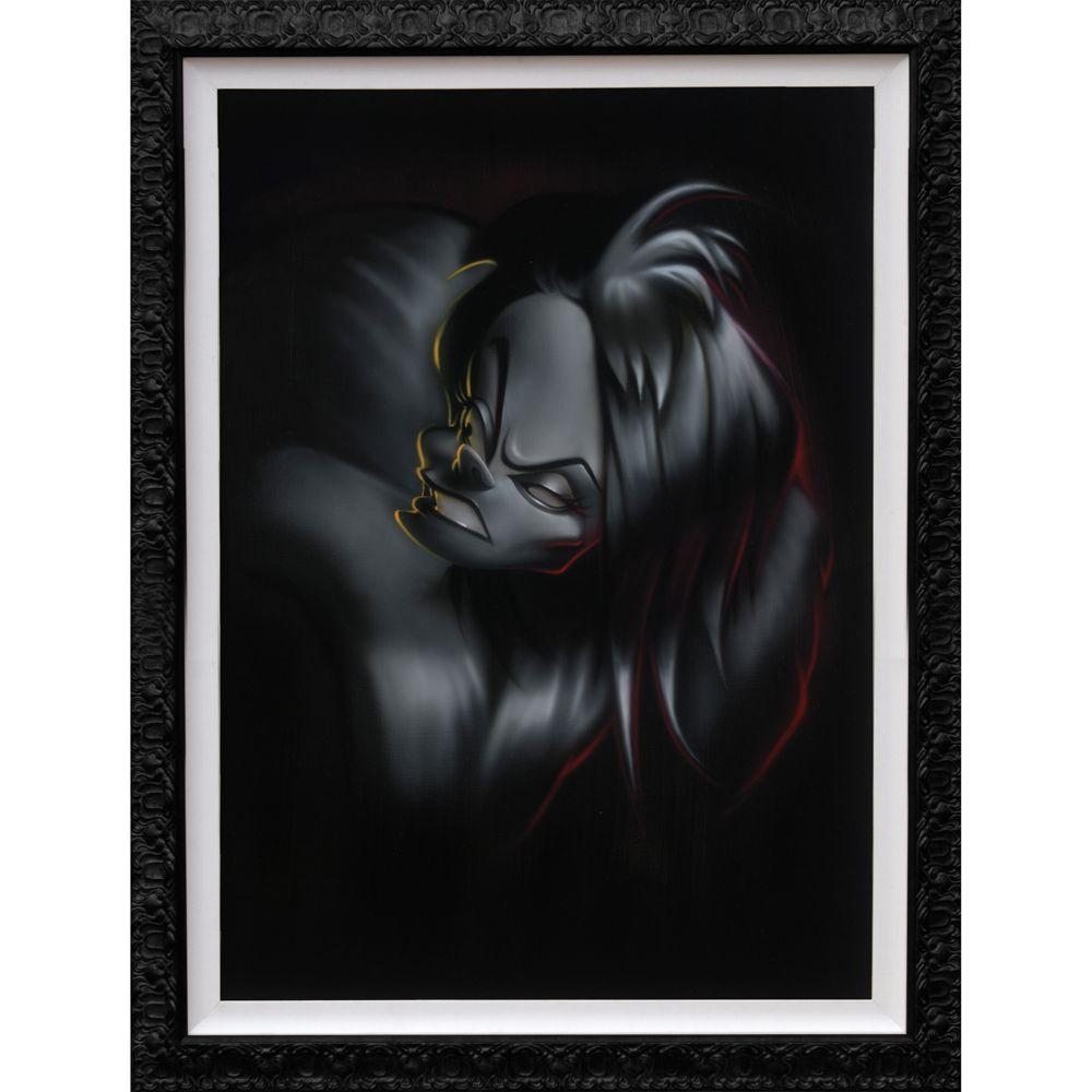 ''Villain Cruella'' Giclée by Noah