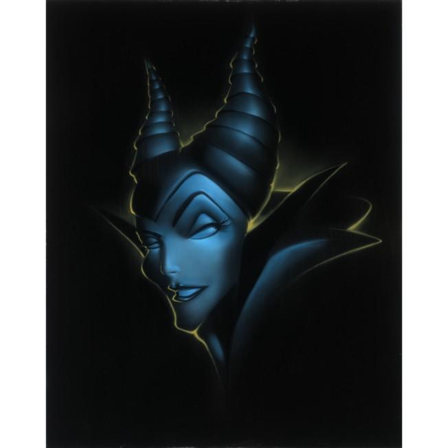 ''Villain Maleficent'' Giclée by Noah