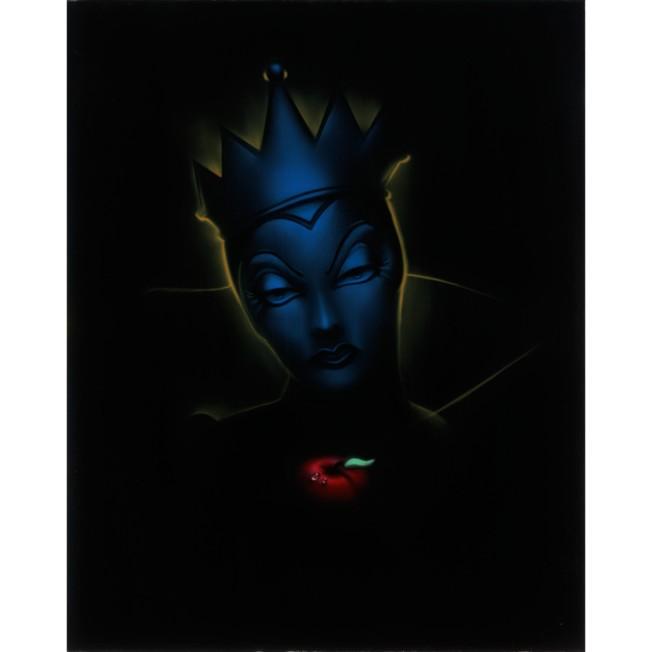 ''Villain Evil Queen'' Giclée by Noah