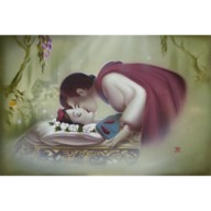 Snow White ''True Love's Kiss'' Limited Edition Giclée by Noah