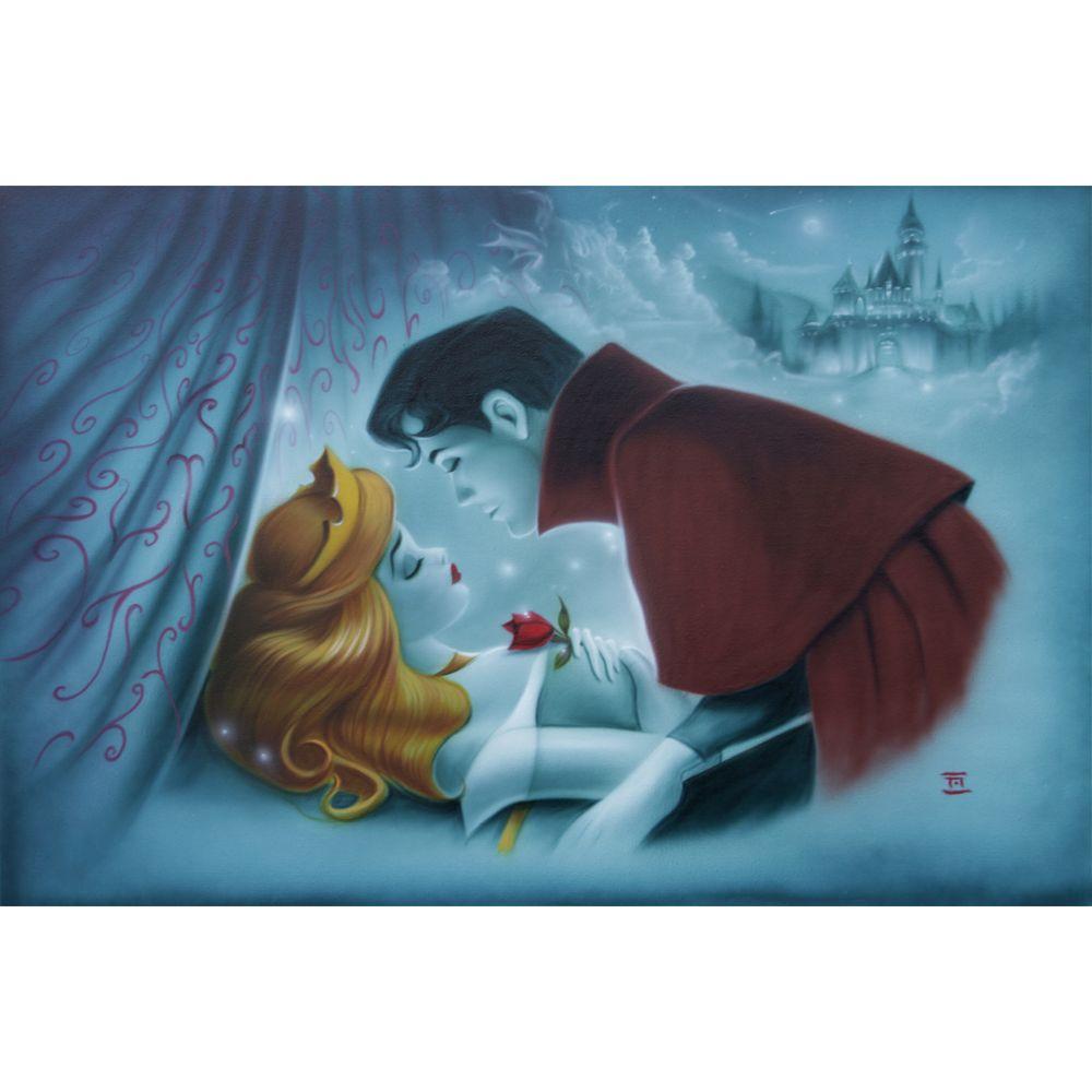 Sleeping Beauty ''Awaking the Beauty'' Giclée by Noah
