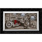 Mickey Mouse 'She's Gonna Be Pretty for Minnie' Limited Edition Giclee by Noah