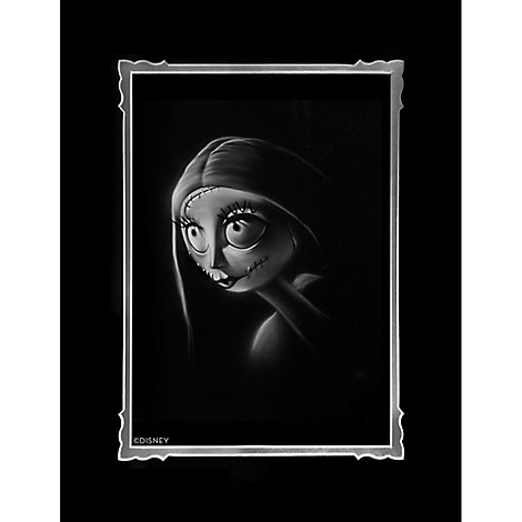 Sally - Nightmare Before Christmas Deluxe Print by Noah