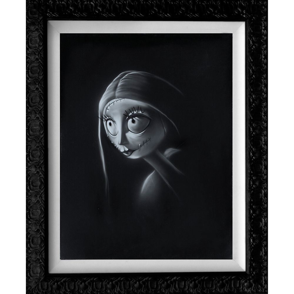 Sally – Nightmare Before Christmas Limited Edition Giclée by Noah