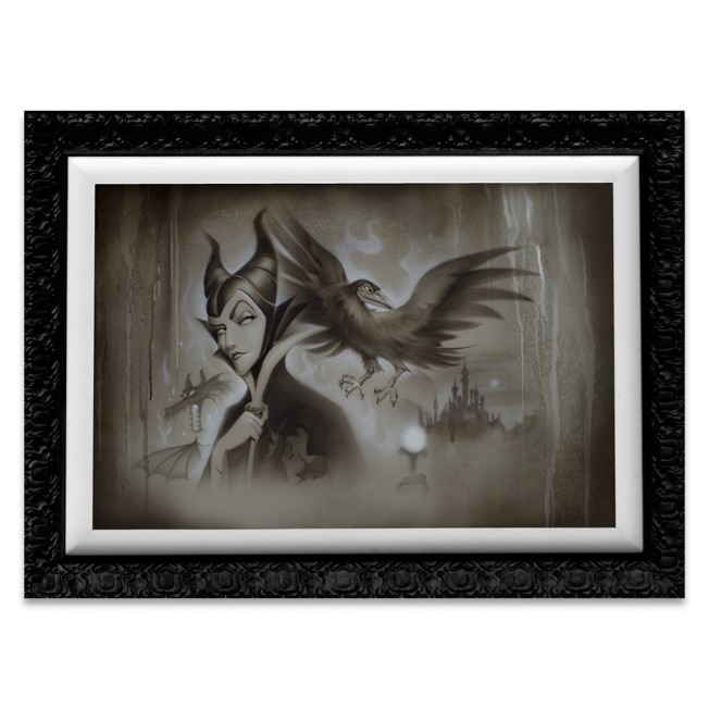Maleficent ''My Pet You Are My Last Hope'' Limited Edition Giclée  by Noah