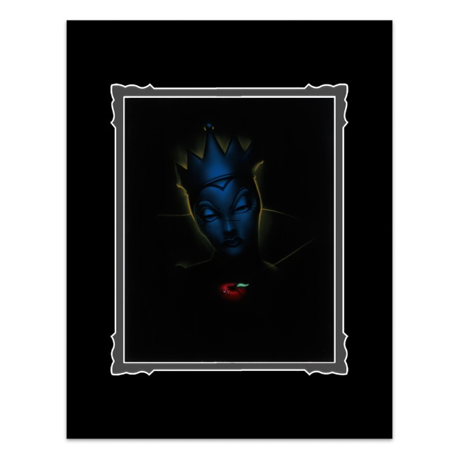''Villains Evil Queen'' Deluxe Print by Noah