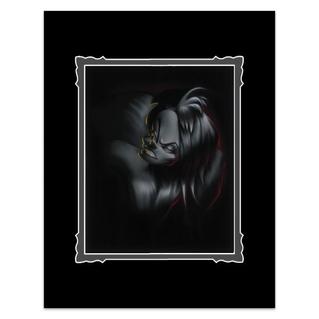 ''Villain Cruella'' Deluxe Print by Noah