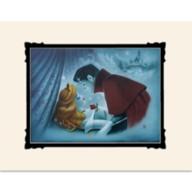 Sleeping Beauty ''Awaking Beauty'' Deluxe Print by Noah