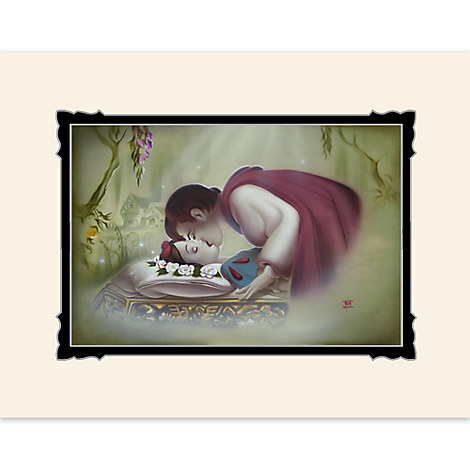 Snow White ''True Love's Kiss'' Deluxe Print by Noah
