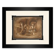 Toy Story ''Round Up Gang'' Framed Deluxe Print by Noah