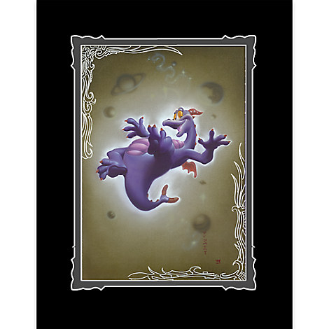 ''Figment'' Deluxe Print by Noah