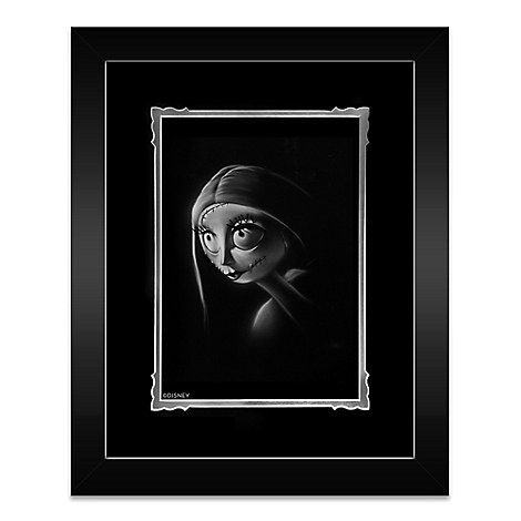 ''Sally'' Framed Deluxe Print by Noah