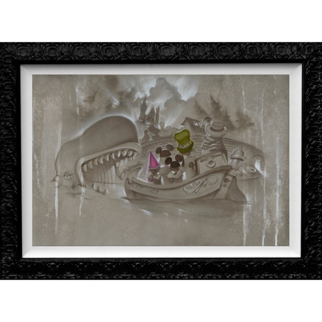 ''Adding a Page to Our Story'' Limited Edition Giclée by Noah