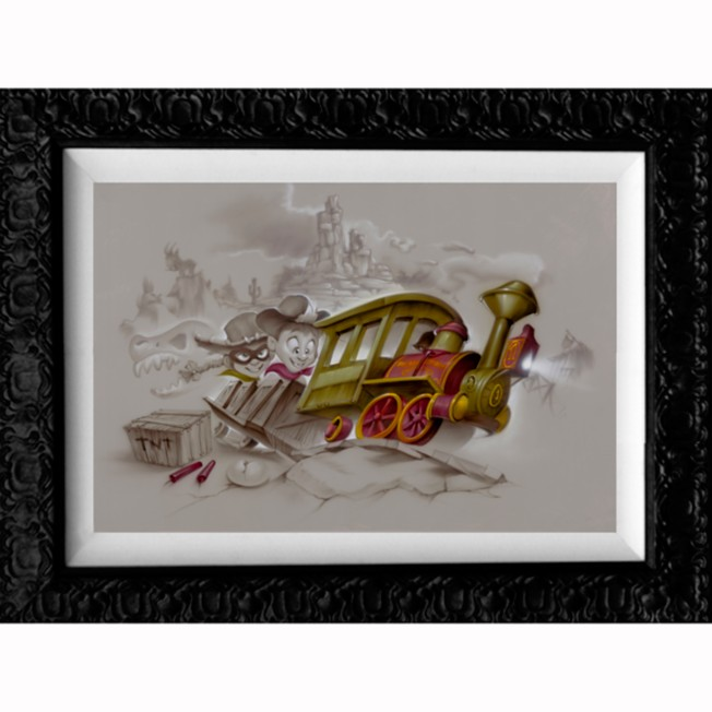 ''Growing Up'' Limited Edition Giclée by Noah