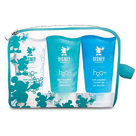 Disney Resorts Bath Aquatics Trio