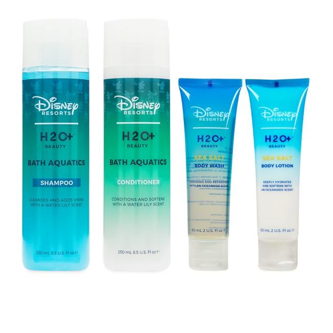 Bath Aquatics Hair and Sea Salt Body Set