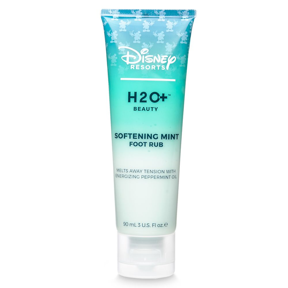 Softening Mint Foot Rub by H2O+