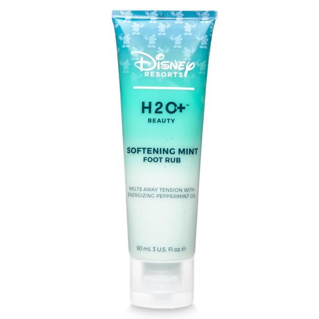 Softening Mint Foot Rub by H2O+