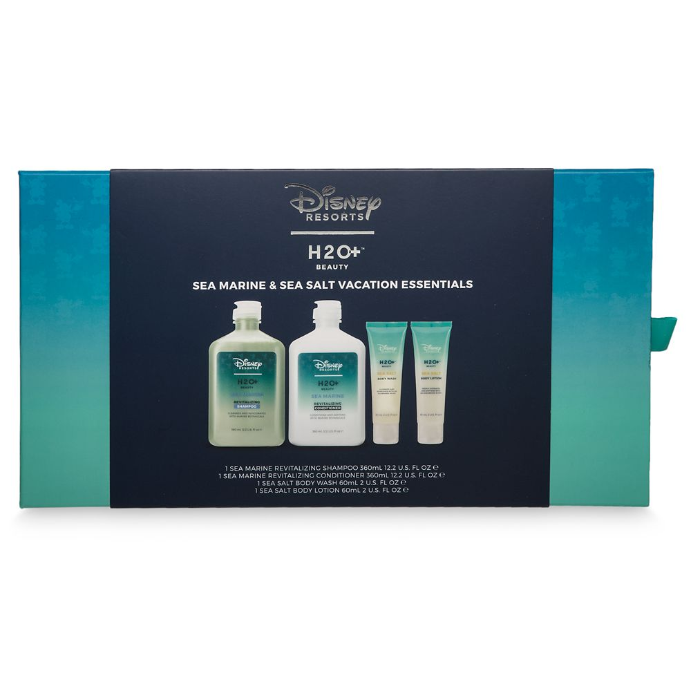 Sea Marine and Sea Salt Vacation Essentials Boxed Set