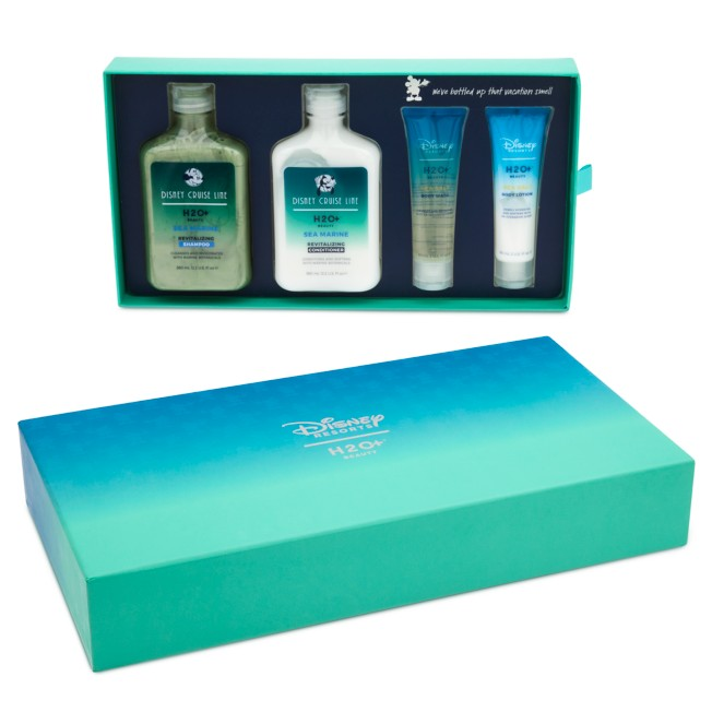 Sea Marine & Sea Salt Vacation Essentials by H2O+ – Disney Cruise Line