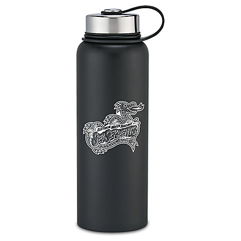 March Magic Water Bottle - Electric Water Pageant Sea Serpents - Limited Release
