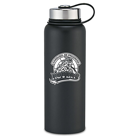 March Magic Water Bottle - Carousel of Progress Rovers - Limited Release