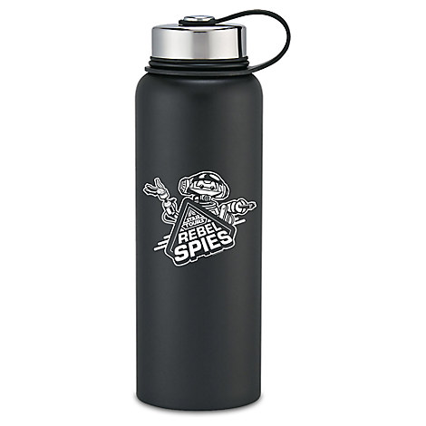 March Magic Water Bottle - Star Tours Rebel Spies - Limited Release