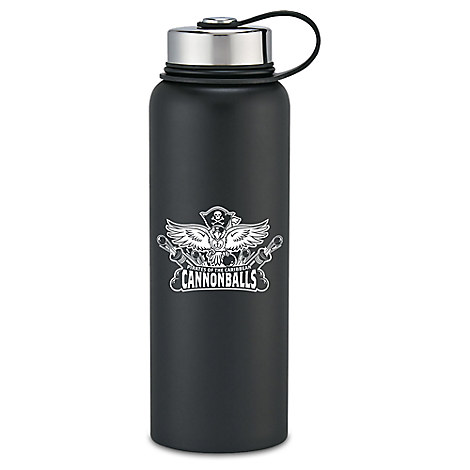 March Magic Water Bottle - Pirates of the Caribbean Cannonballs - Limited Release