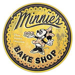 Minnies Bake Shop Wall Sign