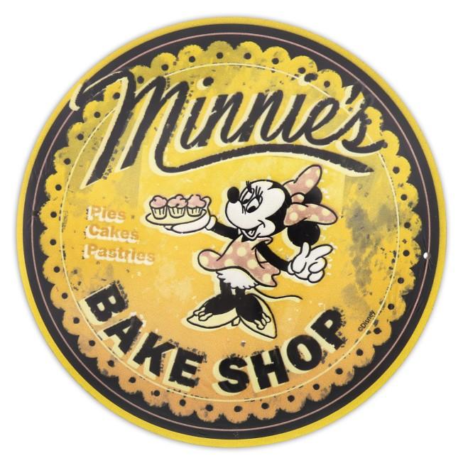 Minnie's Bake Shop Wall Sign